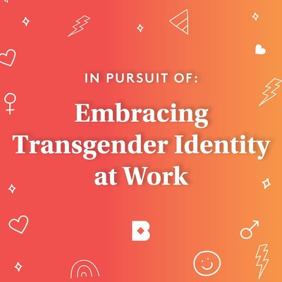 Your coworkers can become like your second family. That's why in recognition of #PrideMonth, we teamed up with LGBTQ advocate Hannah Simpson (@hsimpso) to help us dive into a few ways you can work together with your company to become better allies to members of the trans and non-binary community. Click the link in our bio to read the full article, and see below for some quick tips:  Tip No. 1: Broaden Your Search For Transgender Hires • Post jobs on LGBTQ-specific job boards like Out & Equal Workplace Advocates.  Tip No. 2: Encourage Use of Appropriate Pronouns • Suggest to your HR team that pronouns and titles become part of your company directory or email signatures to avoid making assumptions.  Tip No. 3: Implement Gender-Neutral Bathrooms • Help designate gender-neutral restrooms to increase comfort and safety in the workplace for all genders.  Tip No. 4: Make It Easy to Get a Building ID • If an employee requests a new company ID during his or her transition, HR should move swiftly to make it a smooth, s