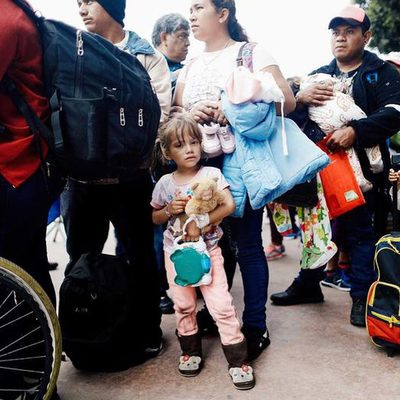 As I went to sleep last night with both of my babies asleep and glued to my body I just cried. 💔 All I can see right now are the countless images of innocent children being torn from the safest place they know of... from their Mommy and Daddy.  This is beyond politics this is unfathomable cruelty and lack of human compassion.  We CANNOT allow this to happen any longer. PLEASE Please help these beautiful innocent children and families now 🙏🏻 .  @Baby2Baby is collecting basic essentials to create bundles of highly needed items for immigrant children through our partnership with Kids in Need of Defense.  Please click the link in my bio to purchase blankets, diapers and more from our registry.  Or take action with @savethechildren at savethechildrenactionnetwork.org #keepfamiliestogether
