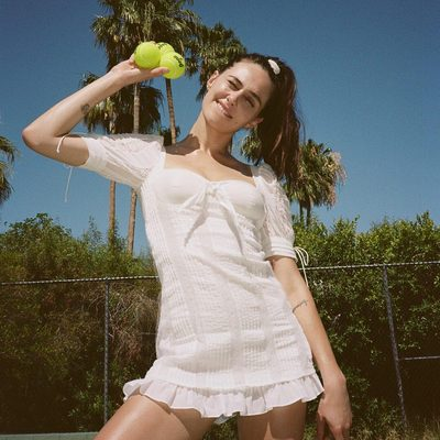 Game on 🎾 The Virginia Mini Dress.