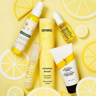 """Happy Summer Fri-yay! Squeeze everything out of this 25% off discount on a selection of juicy picks in this weekend's """"When Life Gives You Lemons"""" sale 🍋. Click the link in bio to shop and use code LEMON25 at checkout."""