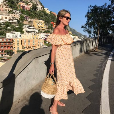 Discovering Positano with @ladupont
