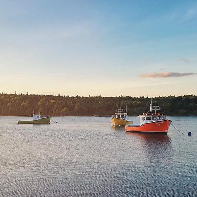 Summer vibes on the East Coast ⚓ 📍 Terence Bay, Nova Scotia 📷: @mike.cyr