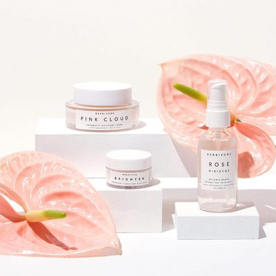 Happy Anniversary @Nordstrom! You can now shop our Nordstrom Anniversary Rosewater + Gemstone Trio exclusively on @Nordstrom today: Online and in stores.🌹💎 Includes: A Full-size Pink Cloud Rosewater Moisture Creme, a Mini Brighten Pineapple + Gemstone Mask and a Mini Rose Hibiscus Hydrating Face Mist. Link to shop in profile. 💎🌹