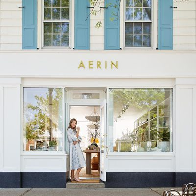 Love visiting our newest store in East Hampton. My favorite part is discovering new products from around the world... Come shop @lelioncollection today 10am-6pm #AERINEastHampton #AERINstores