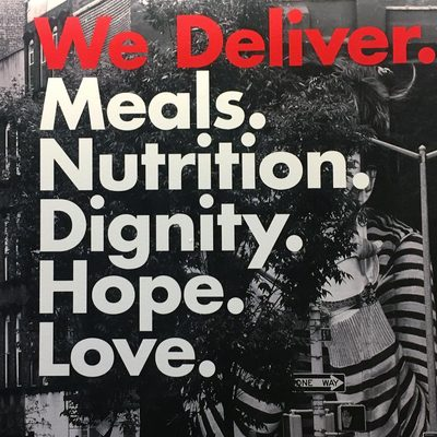 105 amazing employees, 10,000 incredible volunteers per year, 600 different menus individually tailored by a team of chefs and 22 vans. This is how @godslovenyc helps 7000 people that cannot shop or cook for themselves. I am honored to be a part of this incredible organization. Find out more about God's Love We Deliver and learn how you can donate via the link in bio.