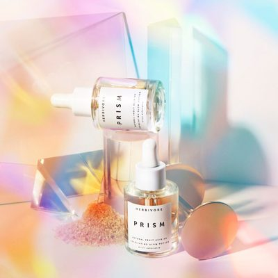 🔮 Mixing Prism with one of our facial oils increases absorption of the oil and adds extra magic to Prism's rainbow of fruit acids. 🌈Learn how to mix your own Perfect Potion by watching a super informative tutorial by our very own alchemist @thebeardedbeautybible on our IGTV today.🎉🦄 Also, for a limited time, buy our new PRISM Glow Potion and get 20% off a full size Facial Oil. Use code PERFECTPOTION at checkout. Only valid on our website.🔮#prismpotion #naturalskincare #alchemy #perfectpotion