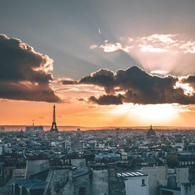 Paris is not a city – it is a world. #lesdeux #paris