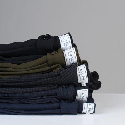 Wardrobe staples - best ever pants. The Como Suit Pants #lesdeux #suitpants #pants