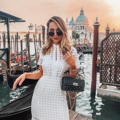 Vibin' in Venice 🇮🇹 #summer #millymoment