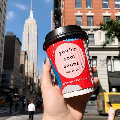 On Thursday 9/13, we're kicking off Birchbox Customer Appreciation Day (CAD!) with a FREE cup of coffee at five customer-loved coffee shops in NYC, LA, Denver, San Diego, and Atlanta. Just click through to find how to redeem your cup of joe and tag someone who you'd think would want a brew-tiful day, too. Cheers to you—you deserve it. ☕