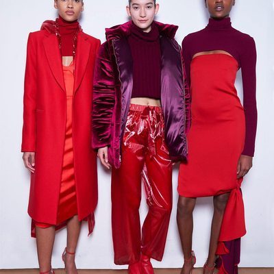 Bring on fashion week #nyfw #millychromatic #fall18