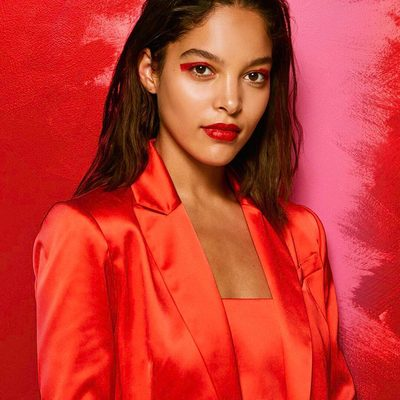 RED IS THE COLOR OF LOVE ❤ Click link in bio to shop red❣️#MILLYchromatic #fall18 #MILLYmoment #RED