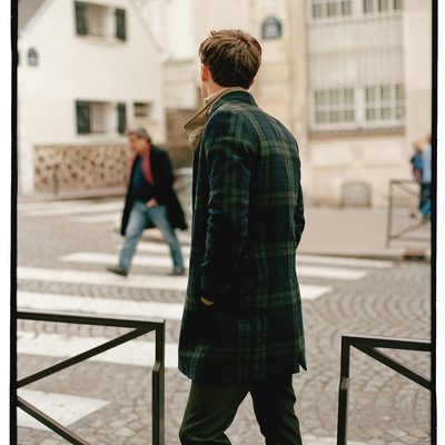 This tailored check coat, is our interpretation of the classic coat of the season with emphasis on comfort and quality. #lesdeux #lesdeuxcopenhagen #checkcoat