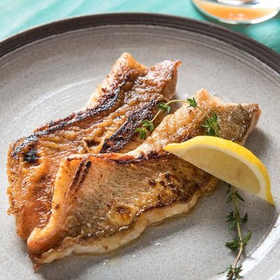 Thought butter basting was just for steak? Think again. We love using @dgritzer's technique on fish, too. Skin that's crackling and flesh that's tender and juicy... It's one decadent way to do a weeknight meal. Link still hanging out in our bio.