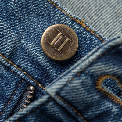 We can finally introduce our very first jeans collection.. Stretch finish and clean cut - just how we like it. #lesdeux #jeans #denim