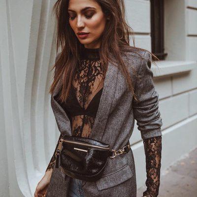 something lacey 🖤 @sofyabenzakour wearing @itsnbd pete bodysuit