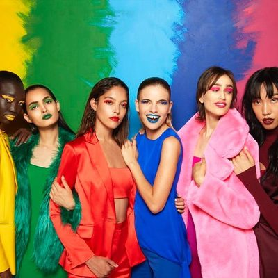 MILLY Fall '18 is a vibrant expression of love, inclusiveness and the desire for equality! ❤️🌈⚡️#fall18 #millychromatic #love #equality