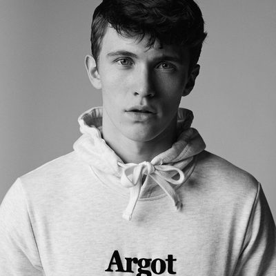 """NEW IN // """"Argot"""" comes from the Parisian underground network and the community of daring young Parisians """"living"""" beneath the surface. #lesdeux #hoodie #prespring"""