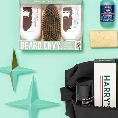 If he seems impossible to shop for, we've got you covered. Dive into our new grooming gift guide and find the perfect, unique present. (🙅Not a tie or sock in sight!). Link in bio.