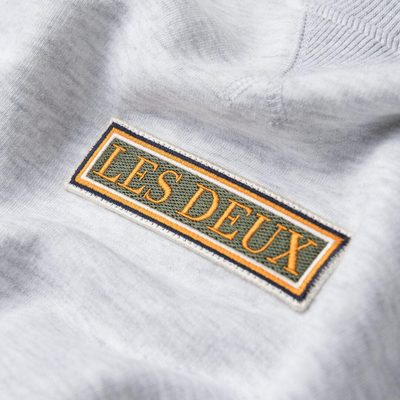 The Logo of our Astor Sweatshirt is inspired by the Parisian underground #lesdeux #sweatshirt #parisunderground