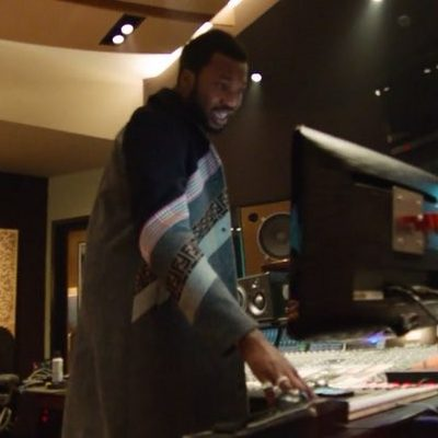"""Rapper @meekmill was still technically out on bail when he sat down with Vogue in his studio to discuss the other thing, aside from music, he has decided to dedicate his life to: criminal justice reform. He was 19 when he first """"caught his case"""" when he was arrested in his hometown of Philadelphia in 2007. He uses the word """"caught"""" because, despite serving his time, and for crimes he has always denied committing, those charges have plagued him for the last decade. Even while recording his much-anticipated new album, which he will release on November 30, he felt the stress of being on probation: """"It's a dark shadow over the top of your head on a daily basis."""" Tap the link in bio to watch Vogue's inside look at his headlining appearance at @Tidal's Brooklyn benefit concert."""