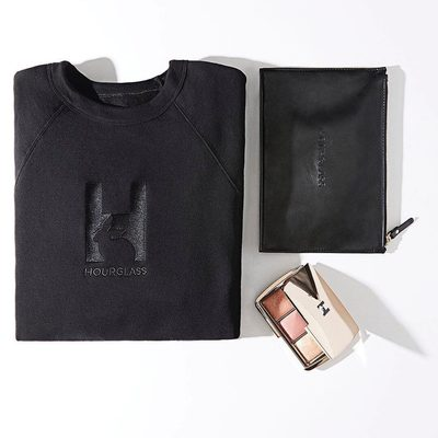 Luxury innovation meets purpose. With our commitment to being cruelty free and our goal to becoming vegan by 2020, we are excited to host a GIVEAWAY with the chance for TWO of you to win our new Hourglass sweatshirt, Vegan Leather Makeup Clutch, and our Ambient Lighting Edit Unlocked. Here are the rules: - Tag one of your animal lover friends on any one of our posts from today to Wednesday, 11/7 - Make sure both of you are following @hourglasscosmetics - (2) winners will be chosen at random and messaged on Wednesday, 11/7 at 6pm PST  NoPurNec18+Ends11/7/18. Link in profile for rules. #hgcrueltyfree #hourglasscosmetics