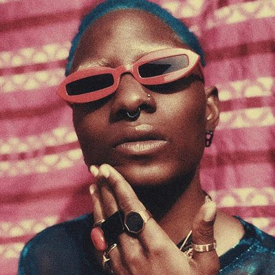 """In her new video, for the single """"Shaku,"""" named after the contemporary Nigerian dance craze, @wavythecreator dispels all of life's shadier vibes with a clan of gently swaying cohorts. """"I was singing about being able to find the good times in the hard times and knowing just how to be happy,"""" she explains. """"Dance it away. It brings the good energy around."""" Tap the link in our bio to read more about why Wavy's style is one to watch."""
