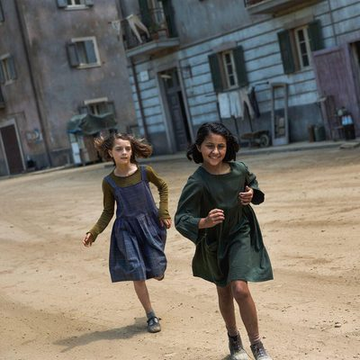 If you need something to watch this Thanskgiving holiday, make it My Brilliant Friend, the @HBO television series adapted from the best-selling book by Elena Ferrante. Tap the link in our bio to meet the adorable stars. Photographed by @paolopellegrin for @magnumphotos, Vogue, September 2018